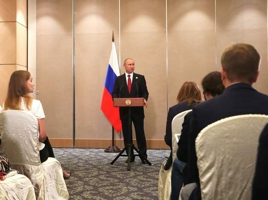 Политолог прокомментировал намерение Путина подать в суд на США