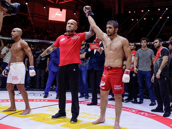 Брандао будет наказан за провокацию беспорядков на турнире в Дагестане