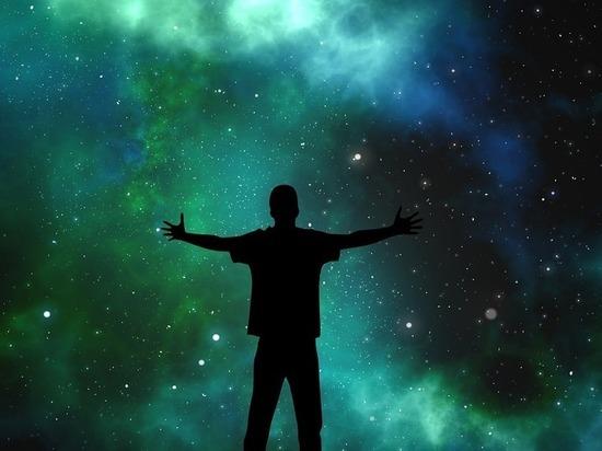 фото в космосе звезды