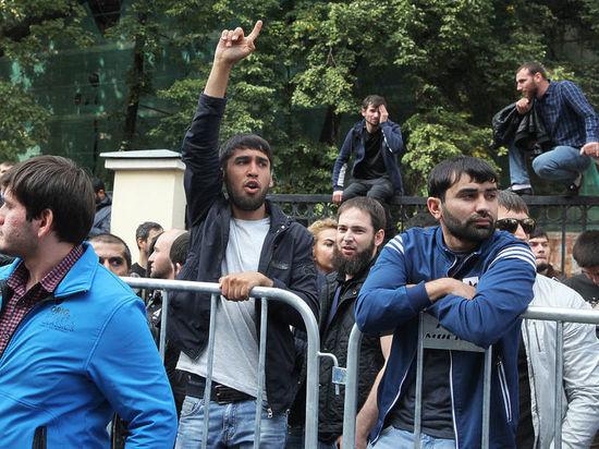 Мешает пешеходам Москва отказала в пикете в поддержку мусульман Мьянмы