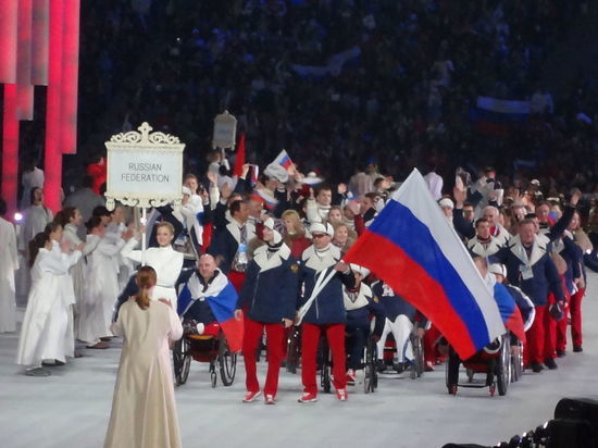 Международный паралимпийский комитет продлил отстранение российских спортсменов