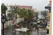 """Чудом выжившая в урагане """"Ирма"""" журналистка рассказала о кошмаре"""