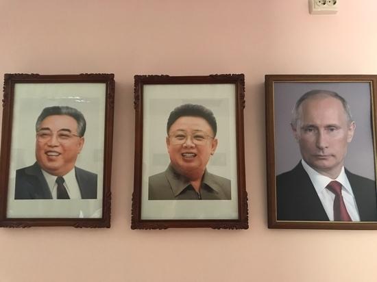 Тайны российской границы с КНДР: корейцы молятся Ким Ир Сену