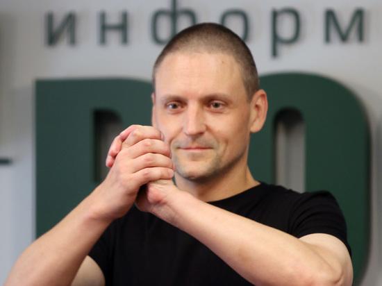 Удальцов отказался отдачи показаний вСК по«болотному делу»