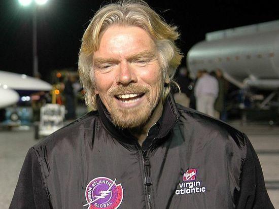Миллиардер Брэнсон укрылся от урагана «Ирма» в винном погребе