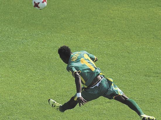 Отборочный матч к чемпионату мира ЮАР — Сенегал будет переигран спустя год