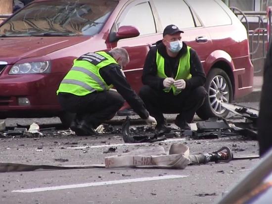 Иснова бомба: новые детали взрыва вКиеве