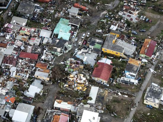 Майами, берегись: ураган «Ирма» несется на Флориду