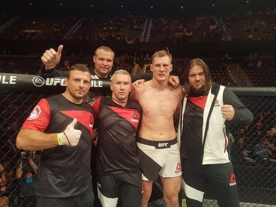 Волков: «Следующий бой с Миочичем за титул UFC — не такая уж фантазия»