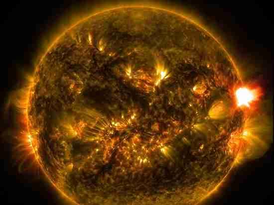 Ученые развенчали мифы об экстремально мощных вспышках на Солнце