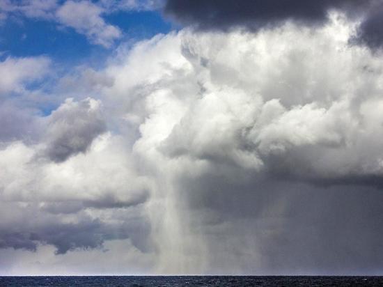 Ураган Ирма вплотную подбрался к Санкт-Петербургу