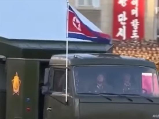 Пхеньян пригрозил Вашингтону «болью и страданиями» в случае усиления санкций