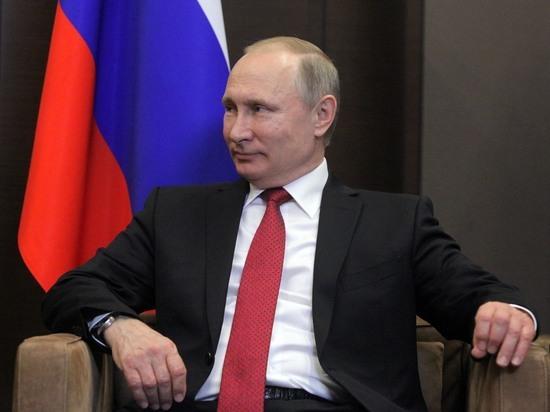 Путин: МРОТ нужно приравнять к прожиточному минимуму с 2019 года
