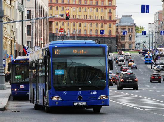 Из Москвы в Подмосковье будут курсировать 16 новых маршрутов автобусов