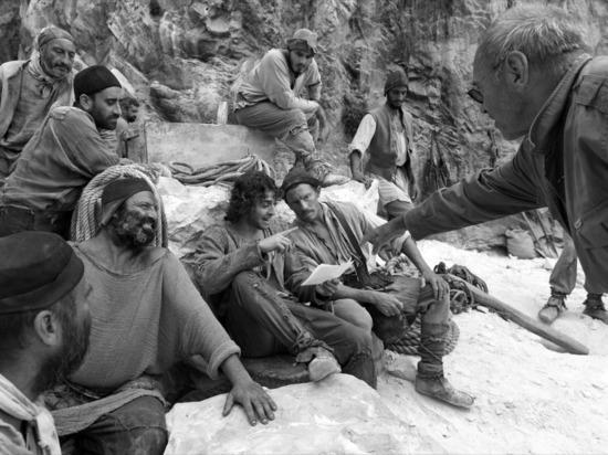 Андрей Кончаловский покажет свой «Грех»: начались съемки фильма о Микеланджело