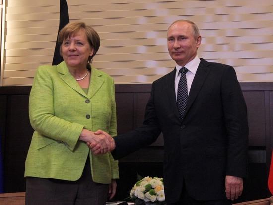 Меркель уговорила Путина расширить размещение миротворцев ООН в Донбассе