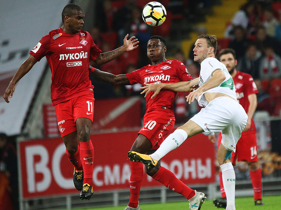 Футбол: «Спартак» возвращается в Лигу чемпионов