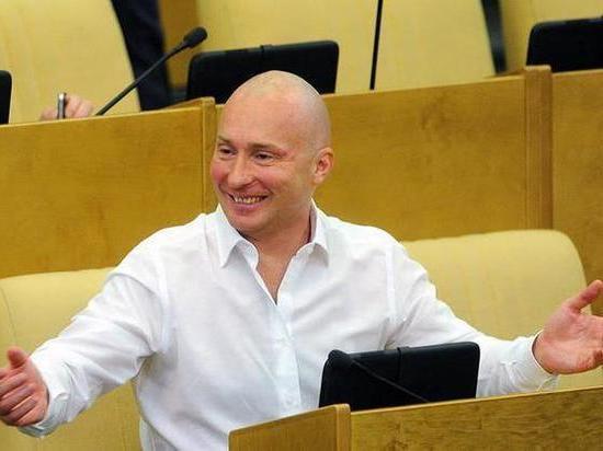 Вице-спикер Госдумы Лебедев омерзительно высказался о безрукой девочке