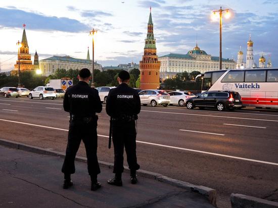В Москве белорусы избили двух полицейских, приехавших на дебош