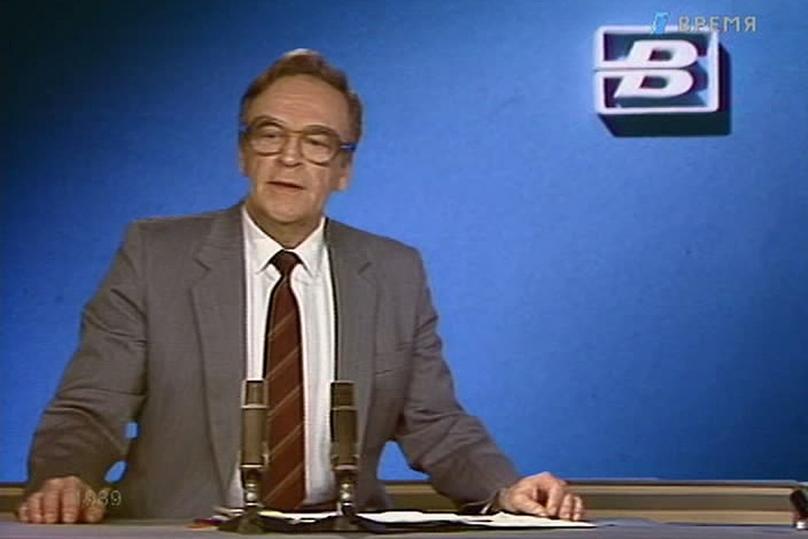 За кадром в СССР: теледиктор Игорь Кириллов вспомнил советские эфиры
