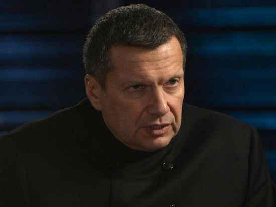 """Разозлившийся на """"соловьиный помет"""" Соловьев заявил, что ему плевать на шутки Урганта"""