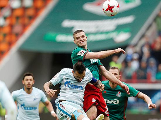 Футбол, еврокубки: недоехавший «Зенит» и удачливый «Спартак»