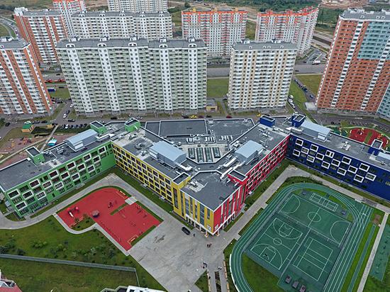 Город образования: в Москве открываются современные школы и сады