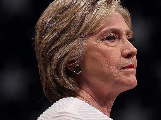 Клинтон пожаловалась, что у Путина к ней