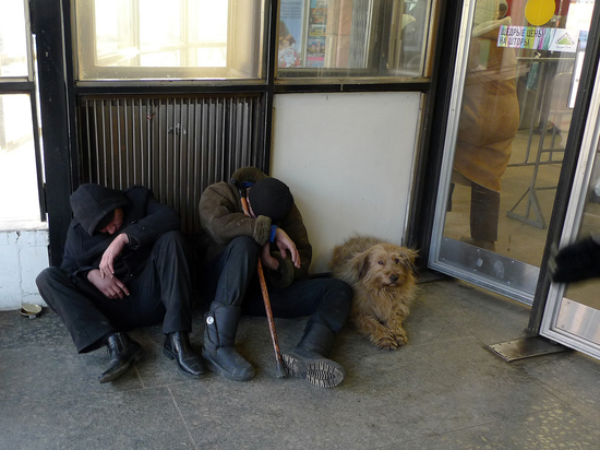 В Москве задержали «чистильщиков», убивавших бомжей