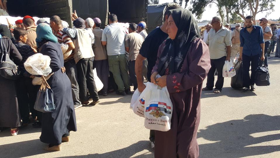 """""""Привело в ужас"""": репортаж с места массовых казней в Сирии"""
