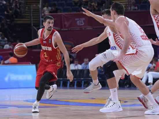 Россия - Сербия: онлайн-трансляция полуфинала чемпионата Европы по баскетболу