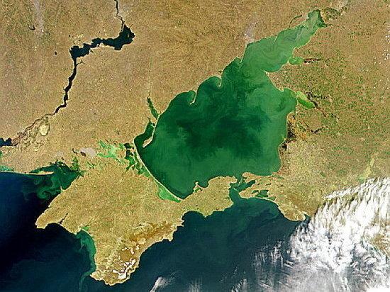Ученый о планах Украины углубить Азовское море: бесполезная затея