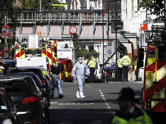 """""""Бежавшие падали друг на друга"""": подробности теракта в лондонском метро"""