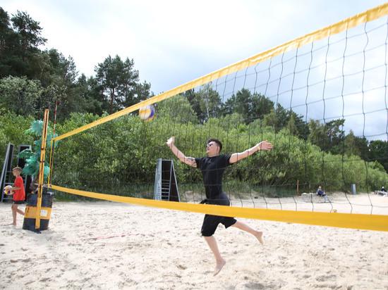 Появятся ли в Обнинске олимпийские чемпионы по пляжному волейболу
