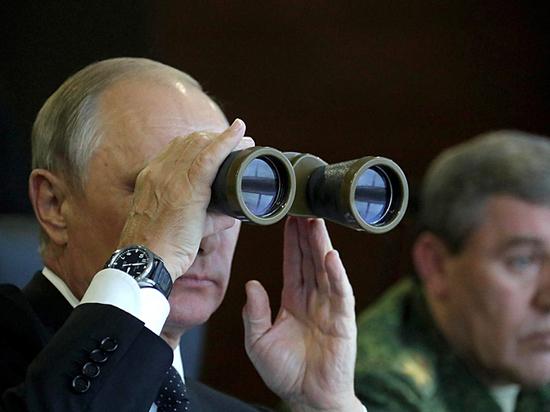 Путин подчеркнул интерес иностранных атташе кучениям «Запад-2017»