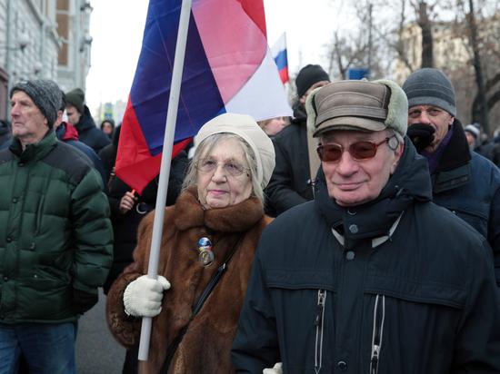 Правительство вновь отказалось индексировать пенсии работающих пенсионеров