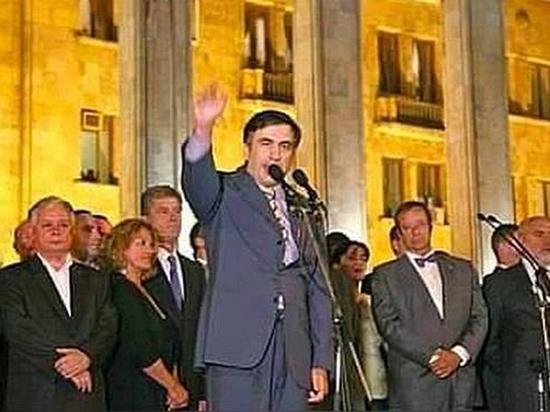 Саакашвили рассказал, когда и как свергнет «шоколадника» Порошенко