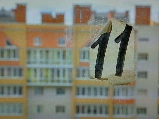 В Тамбове жильцы дома два года поднимаются на 14 этаж без лифта