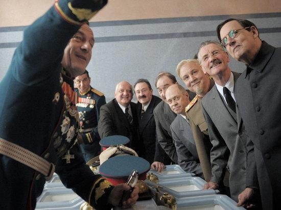 СМИ узнали о возможном запрете в России комедии о смерти Сталина