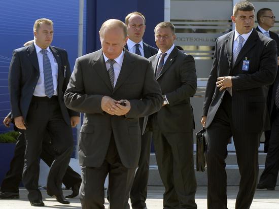 Владимир Путин приехал в кабинет компании «Яндекс»