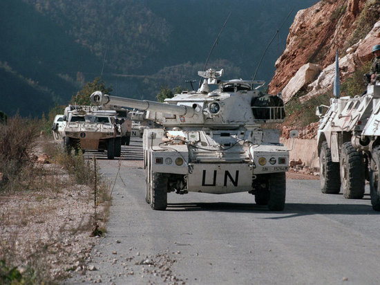 США поддержали позицию Украины поразмещению миротворцев ООН вДонбассе