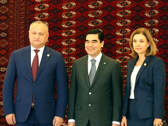 Молдова развивает сотрудничество