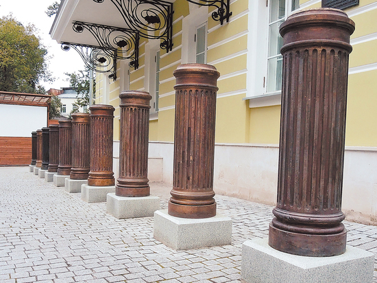 Вцентре столицы установили бюст Сталина иЛенина
