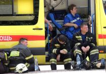 Двухлетний ребенок-инвалид погиб во время пожара в Балашихе