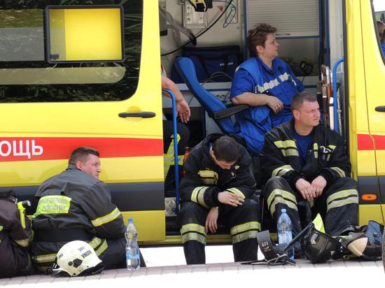 СКначал проверку смерти 2-х людей сограниченными возможностями напожаре вБалашихе