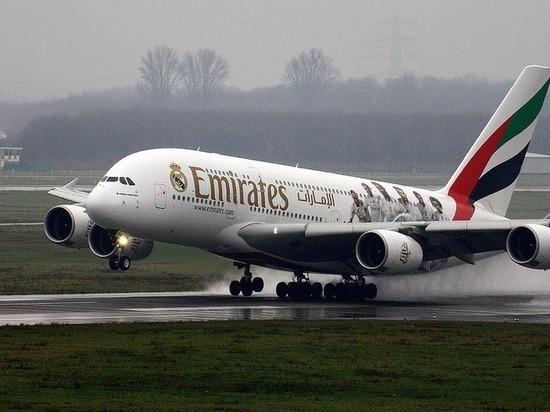 Крупнейший авиалайнер едва не разбился возле аэропорта Домодедово