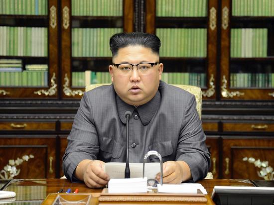 Ким Чен Ын обозвал Трампа выжившим из ума стариком-маразматиком