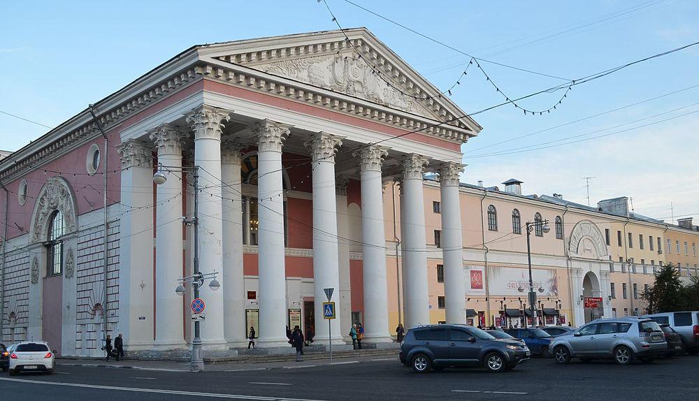 В Тверском театре драмы состоялось открытие 272-го театрального сезона