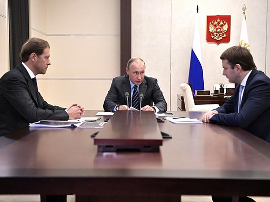 """""""Люди будут ждать конца года"""": сверхоптимистичный прогноз экономразвития позабавил Путина"""
