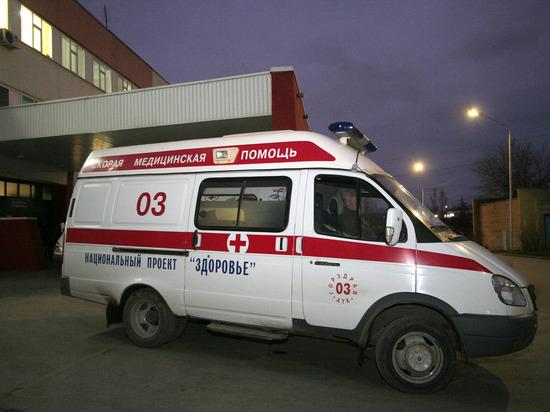 В Москве Mercedes с «мигалкой» сбил насмерть сотрудника ГИБДД